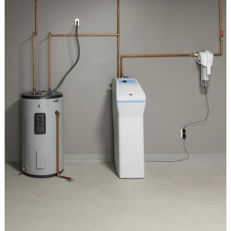 GE® Smart 30 Gallon Short Electric Water Heater