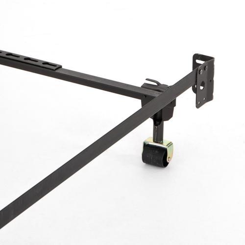 Metal Bed Frame-black-king/cal King