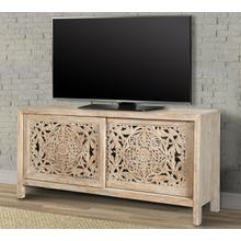 See Details - CROSSINGS EDEN 68 in. TV Console