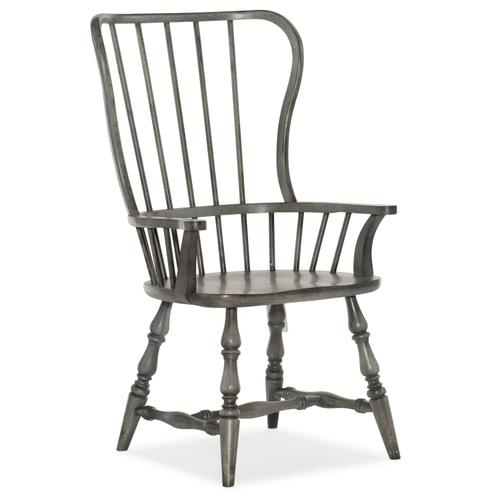 Dining Room Ciao Bella Spindle Back Arm Chair - 2 per carton/price ea