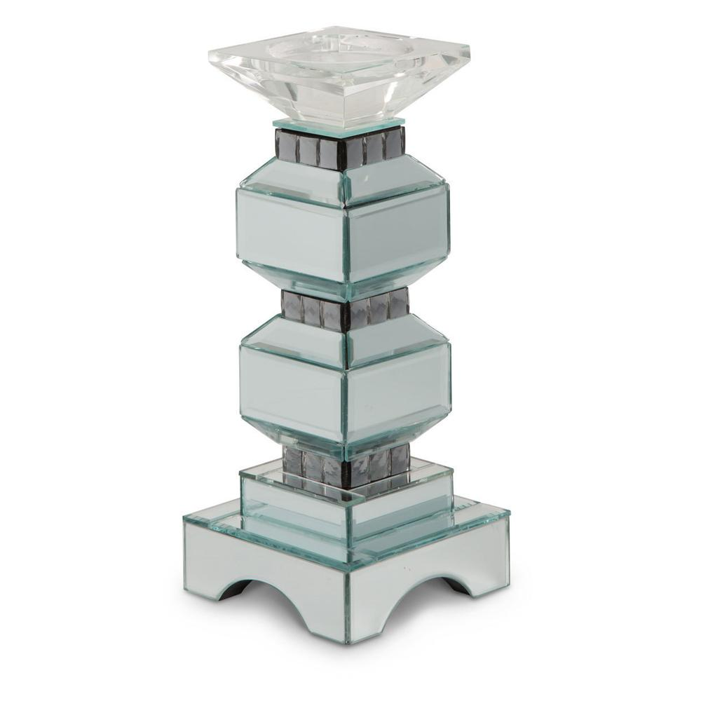 See Details - 2-tier Mirrored Candle Holder (2/pack) 154