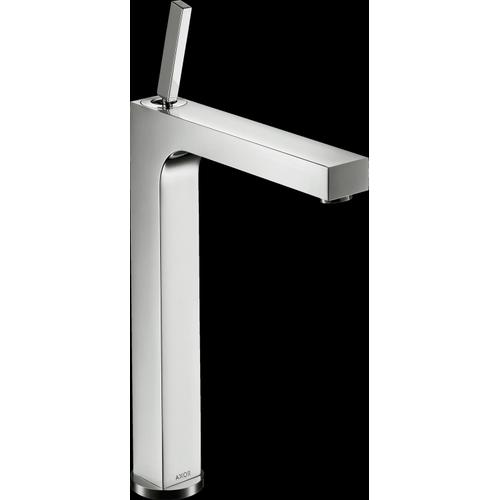 Chrome Single-Hole Faucet 270 with Pop-Up Drain, 1.2 GPM