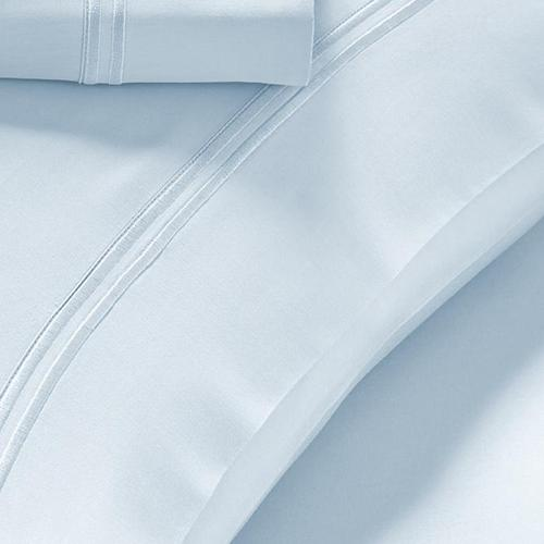 Soft Touch Modal® Pillowcase Set - Light Blue / Standard