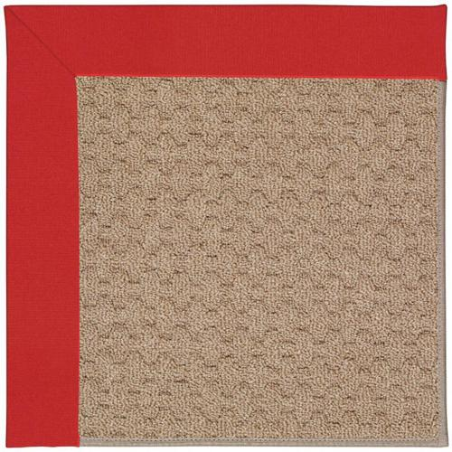 "Creative Concepts-Grassy Mtn. Canvas Jockey Red - Rectangle - 24"" x 36"""