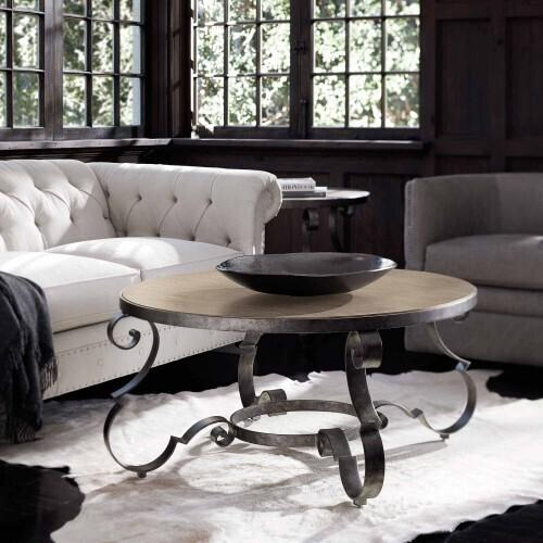 Bernhardt - Palazzo Leather Swivel Chair in #44 Antique Nickel