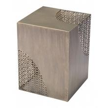 See Details - Ines Accent Table Antique Gold