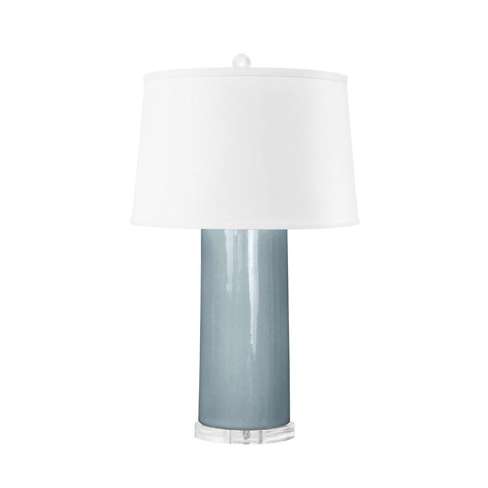 Formosa Lamp, Smoke Blue