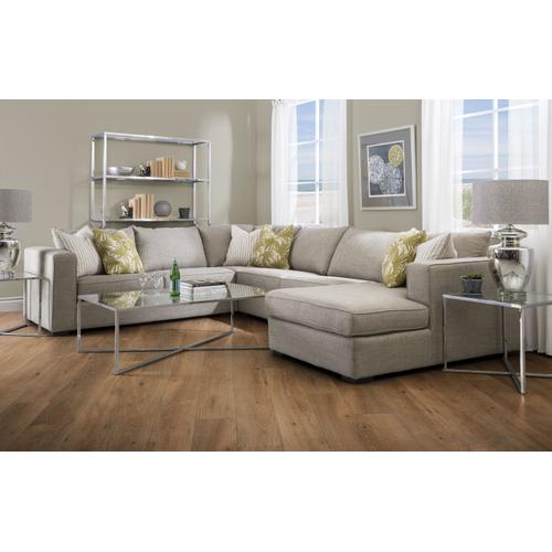 2905CLG Armless Loveseat
