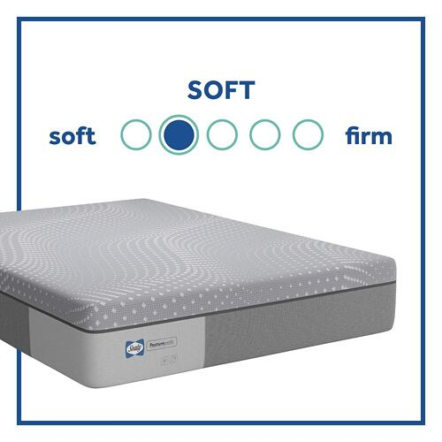 Sealy - Lacey - Soft - Foam - Cal King