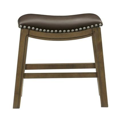 See Details - 18 Dining Stool, Brown