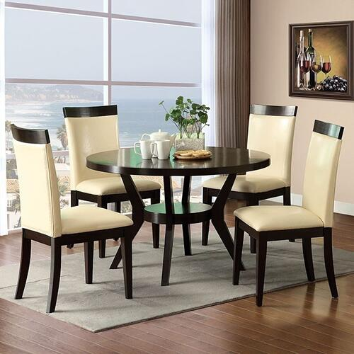 Downtown I Round Dining Table