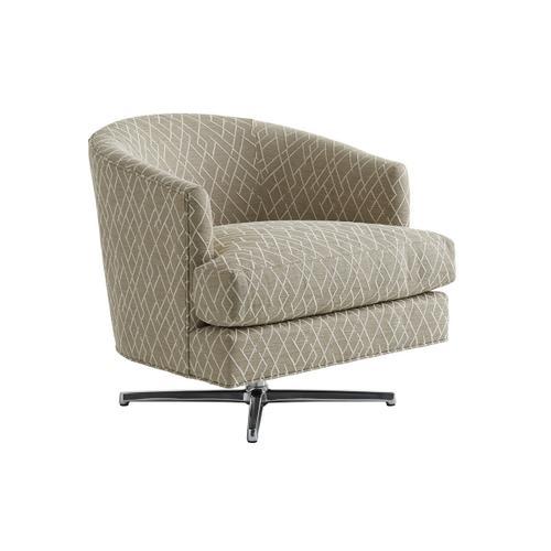 Graves Chair Polished Chrome Base