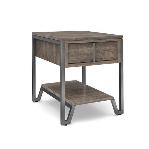 "Durham Furniture - End Table 22"""