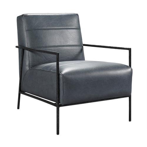 Classic Home - Camden Accent Chair Indigo