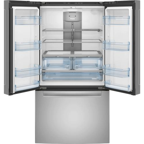 ENERGY STAR® 27.0 Cu. Ft. Fingerprint Resistant French-Door Refrigerator