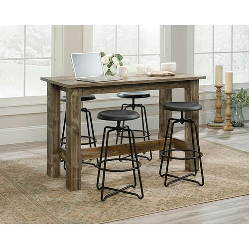 Counter-Height Dinette Table