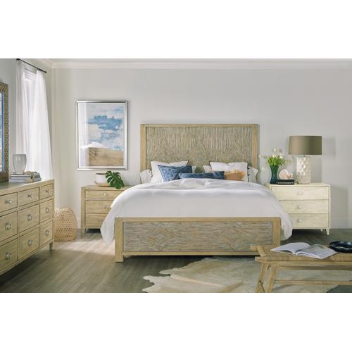 Hooker Furniture - Surfrider Three-Drawer Nightstand