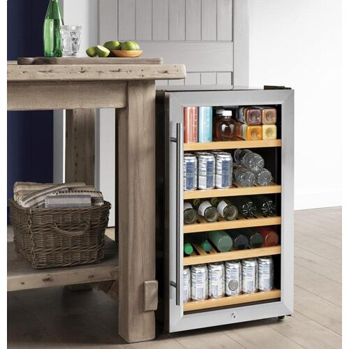 GE Appliances - GE® Wine Center and Beverage Center