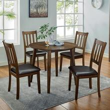See Details - Blackwood 5 Pc. Round Table Set