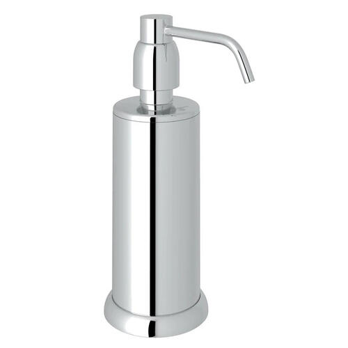 Holborn Free Standing Soap Dispenser - Polished Chrome