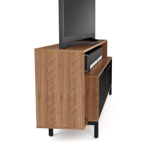 Double Width Cabinet 8168 in Natural Walnut