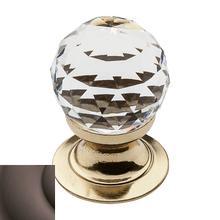 View Product - Venetian Bronze Swarovski Crystal Cabinet Knob