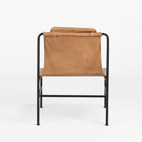 Classic Home - Charles Accent Chair Tan