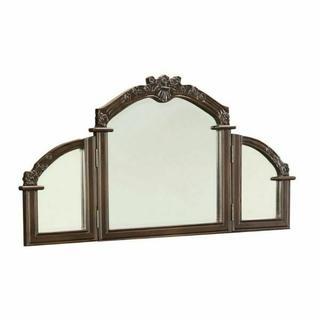 ACME Ashton Vanity Mirror - 06541 - Oak