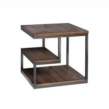 End Table - Cola Finish