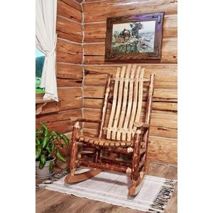 Montana Woodworks - Glacier Country Collection Rocking Chair