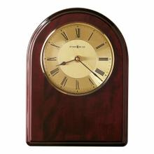 View Product - Howard Miller Honor Time III Plaque Clock 625257