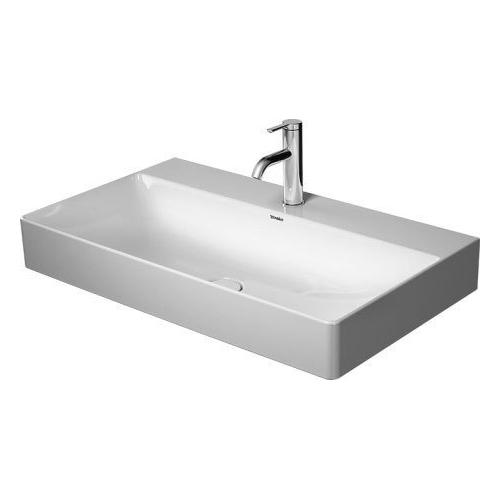 Duravit - Durasquare Furniture Washbasin 3 Faucet Holes Punched