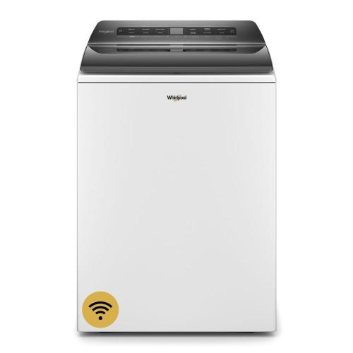 Whirlpool - 4.8 cu. ft. Smart Capable Top Load Washer
