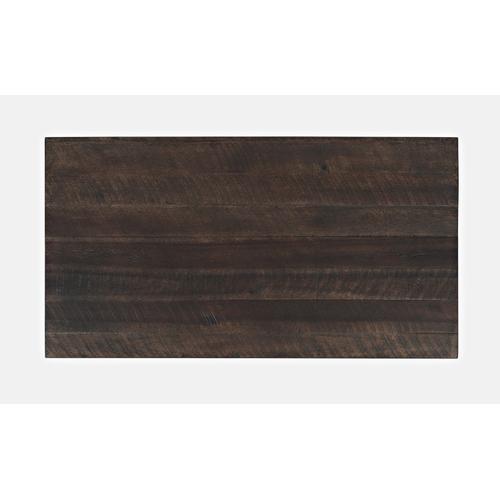 Global Archive Clark Bookcase - Burnished Chestnut
