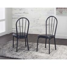 Panther Chairs 4pk