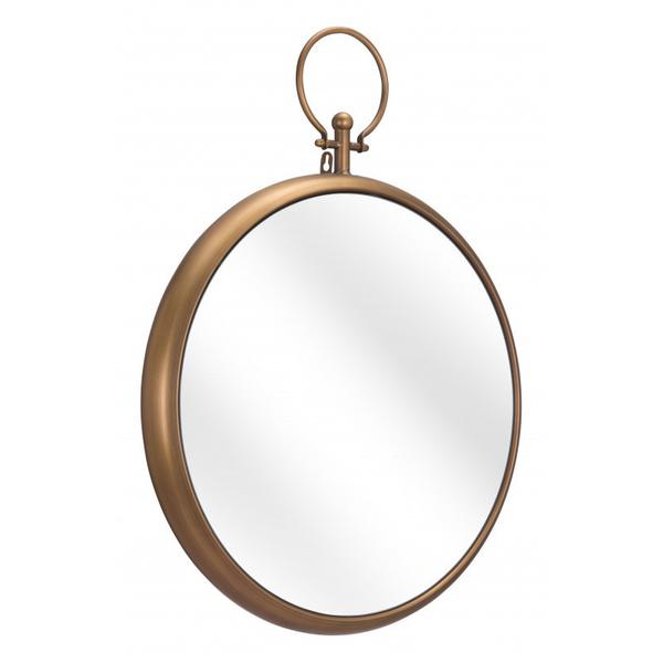 Kirkham Mirror Gold