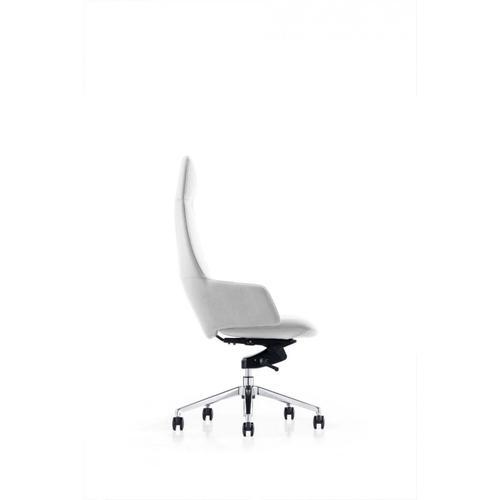 VIG Furniture - Modrest Gates - Modern White High Back Executive Office Chair