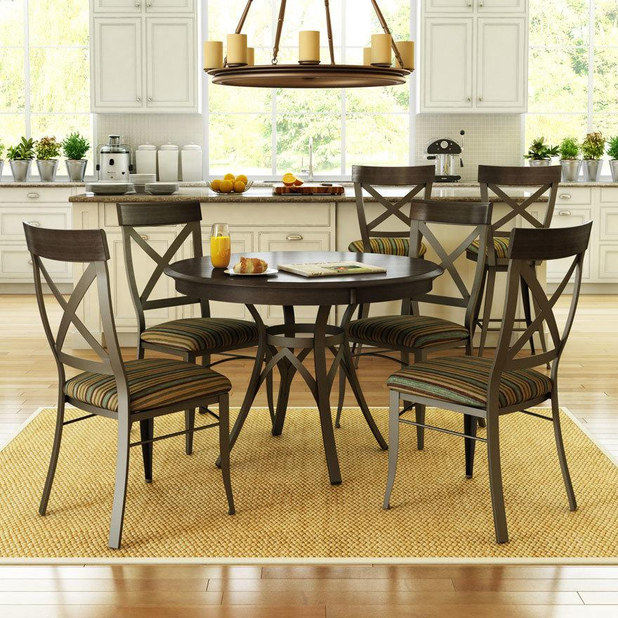 Amisco - Kyle Chair (solid Wood)
