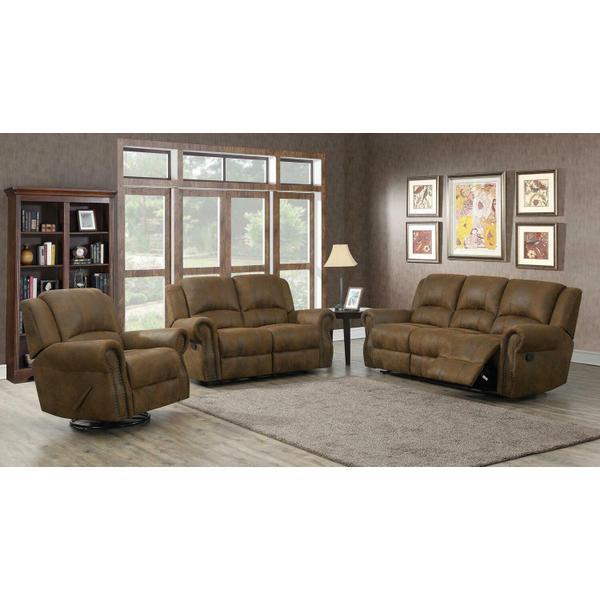 See Details - Sir Rawlinson Brown Three-piece Living Room Set