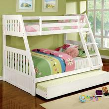 See Details - Canberra Twin/full Bunk Bed