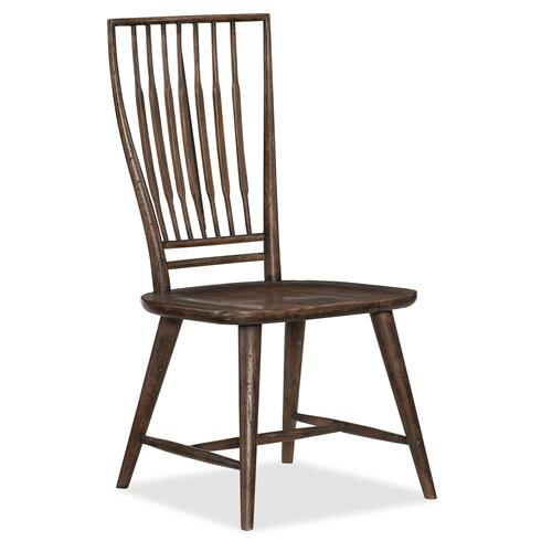 Dining Room Roslyn County Spindle Back Side Chair - 2 per carton/price ea