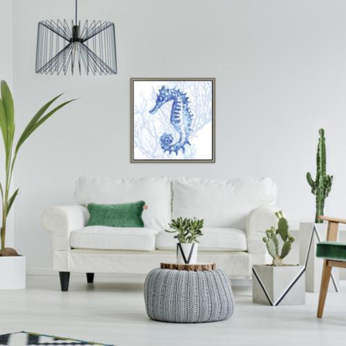 Ocean Seahorse