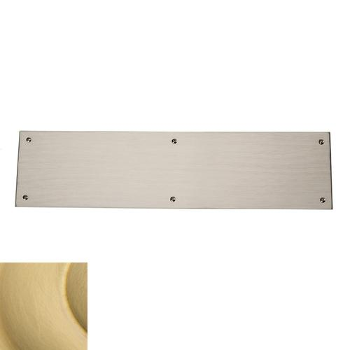 Square Edge Push Plate