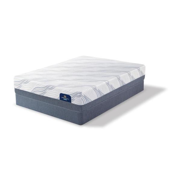Perfect Sleeper - Hybrid - Glenbarr - Tight Top - Plush - Queen