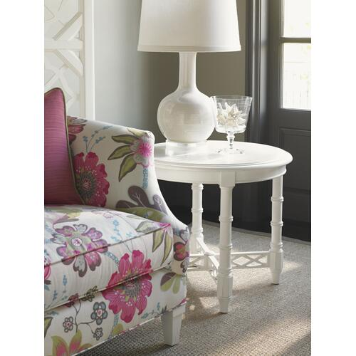 Edgehill Round Lamp Table