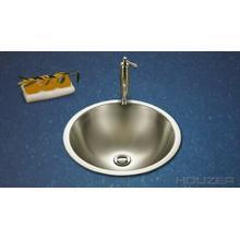 Lavatory Self Rimming Sink cvt-1645