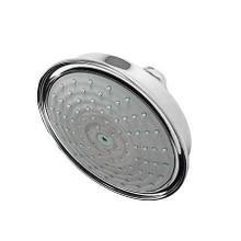 Matte White Single Function Shower Head