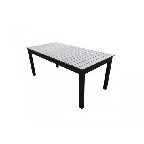 VIG Furniture - Renava Marina - Grey Outdoor Dining Table Set