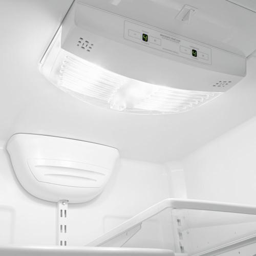 Whirlpool Canada - Whirlpool® 19 cu. ft. Bottom-Freezer Refrigerator with Freezer Drawer