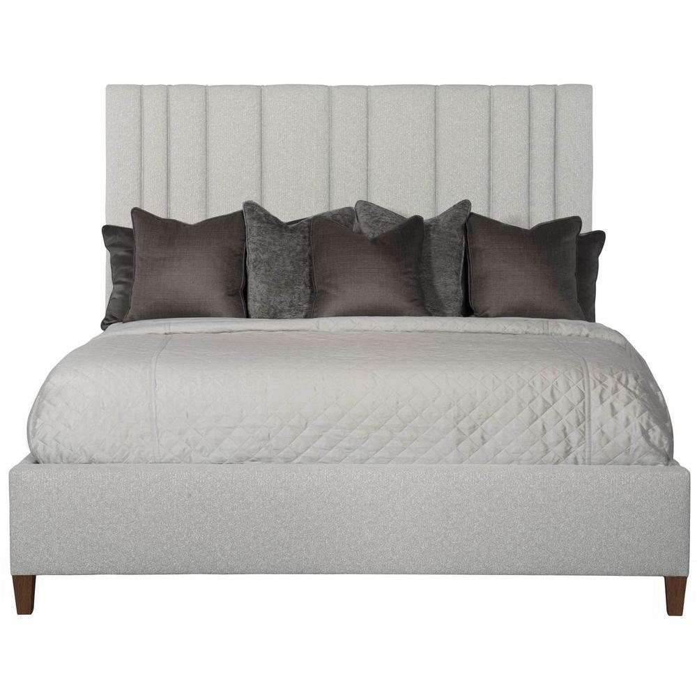 Queen Modena Upholstered Bed in Espresso